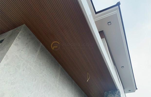 Lam gỗ trang trí ngoài trời Skywood