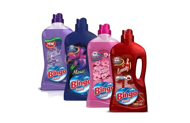 Bingo được chiết xuất 98% từ thành phần thiên nhiên