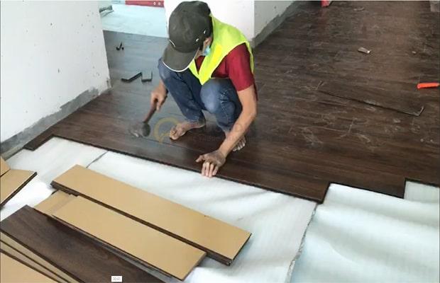 Đợn vị sửa chữa, xử lý sàn gỗ bị thấm nước chuyên nghiệp