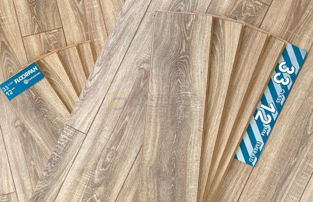 Chọn loại sàn có cốt gỗ HDF