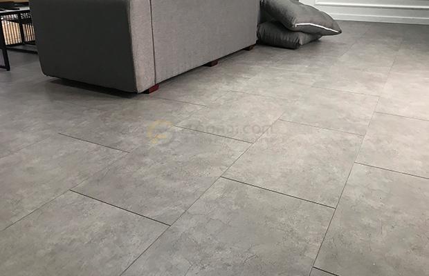 Sàn vân đá Floorpan tạo nên thiết kế mới mẻ, phóng khoáng