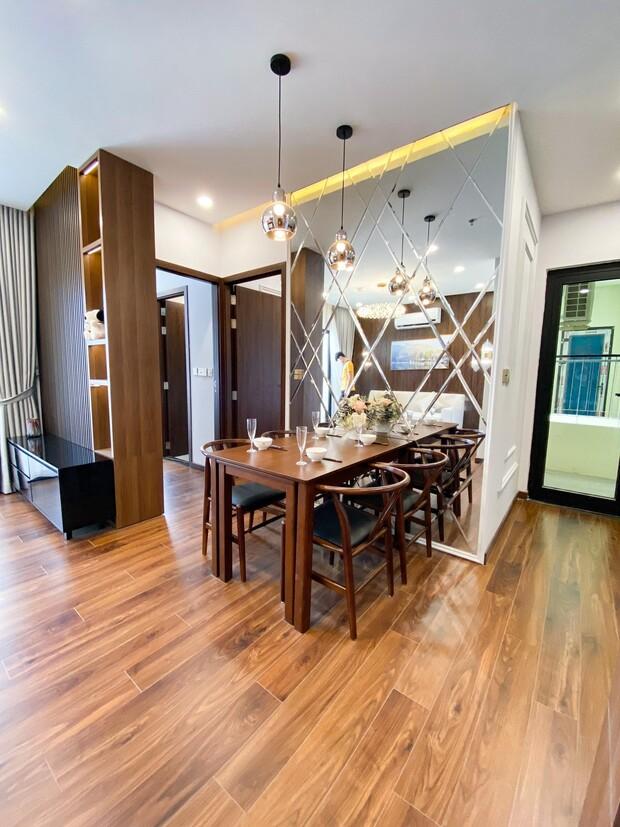 Lựa chọn sàn gỗ rẻ Lamton mang lại giá trị cao cả về chất lượng lẫn thẩm mỹ