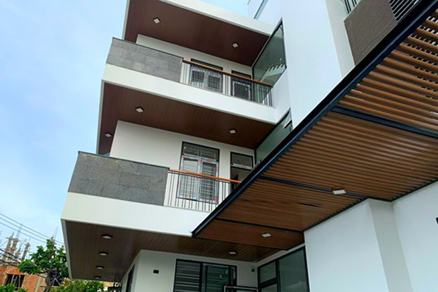 Sàn gỗ ngoài trời là dòng vật liệu cao cấp