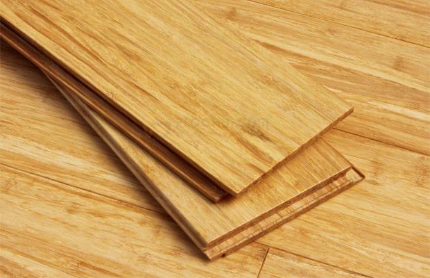 Ván sàn làm từ gỗ Tre