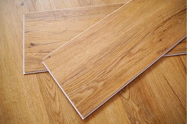 ván sàn nhựa keo dán
