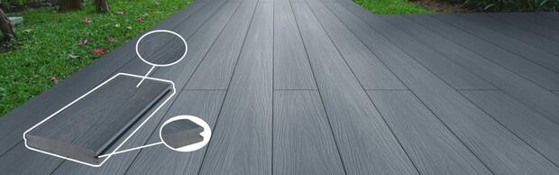 sàn gỗ nhựa hèm khóa được sử dụng linh hoạt