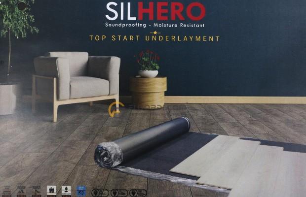 Silhero là vật liệu lót sàn chuyên dụng
