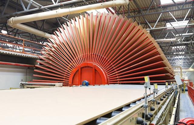 Sử dụng cốt gỗ có độ nén tỷ trong cao từ 880 – 910kg/m3