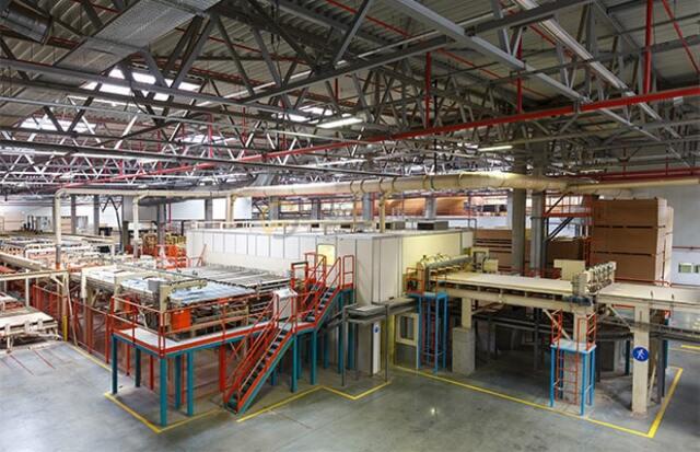 Sàn gỗ Malaysia chính hãng được sản xuất trên dây chuyền hiện đại