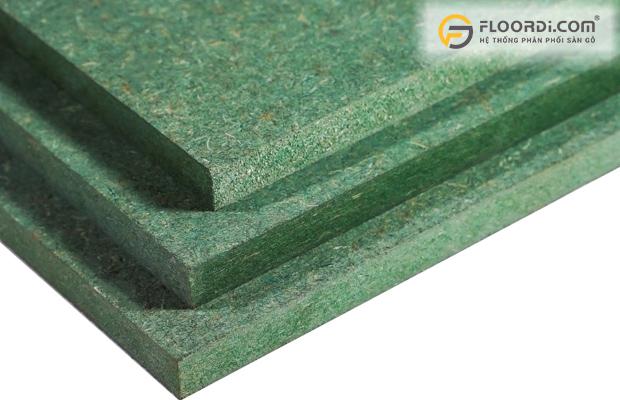 cốt gỗ HDF lõi xanh