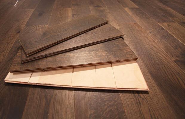 Kích thước tấm gỗ lát sàn ghép thanh
