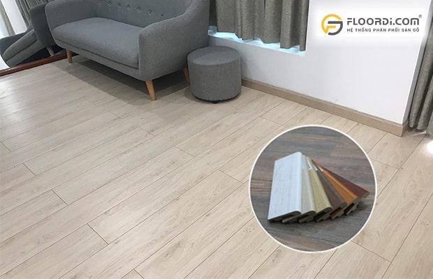 Chi phí phụ kiện sàn gỗ
