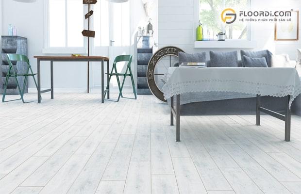 Chọn ván sàn theo phong cách thiết kế
