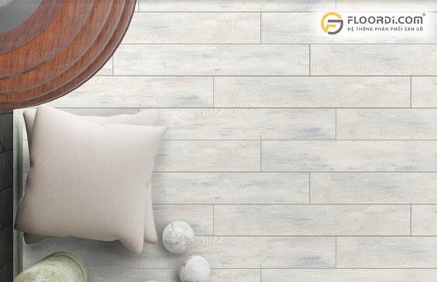 Độ bền của sàn nhựa và sàn gỗ