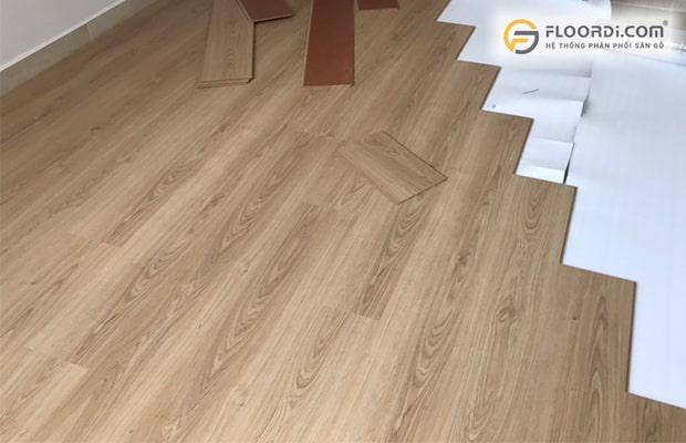 Ván sàn công nghiệp dễ thi công