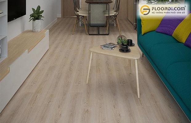 Chọn gỗ ốp tường theo gam màu phụ trong căn phòng