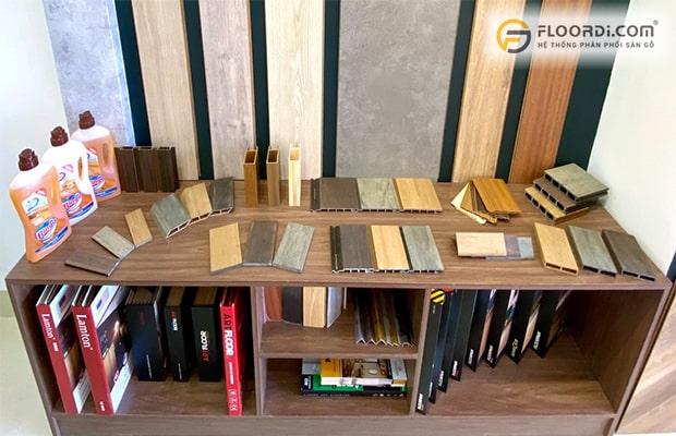 Đơn vị phân phối sàn gỗ ban công