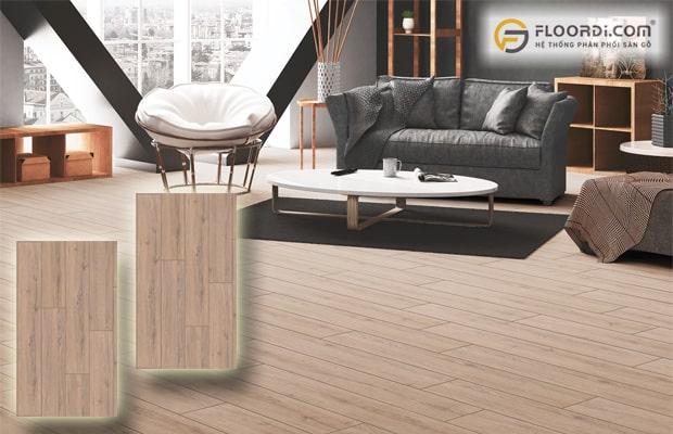 Chọn sàn gỗ có khả năng chống trầy cao