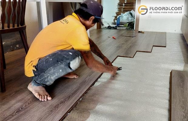 Đơn vị chuyên sửa chữa ván sàn