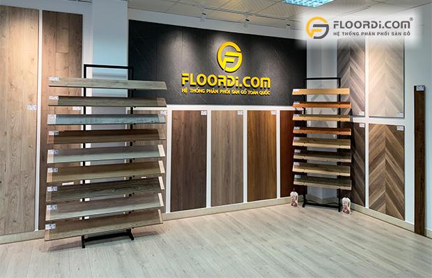 Floordi - đơn vị nhập khẩu và phân phối sàn gỗ uy tín