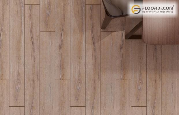 Sàn gỗ văn phòng chống trầy xước tốt