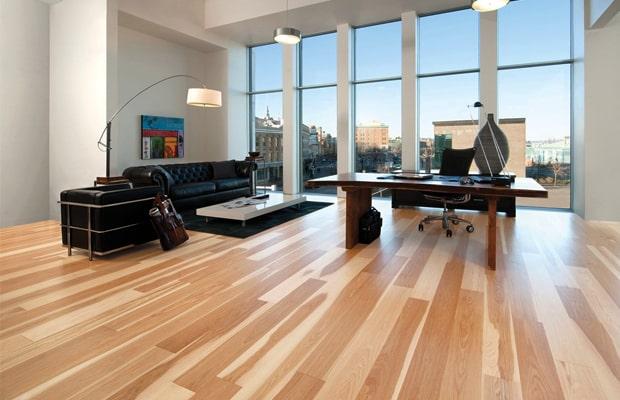 Sàn gỗ nhựa cho văn phòng