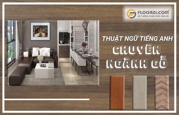 Sàn gỗ nguyên thanh (Solid wood)