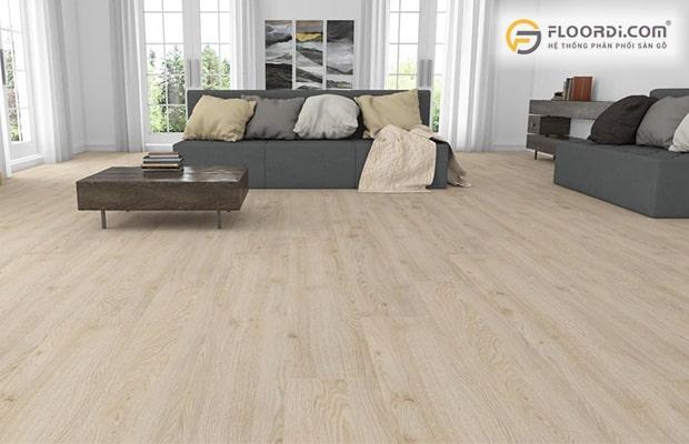 Nền sàn nhà bạn chỉ đảm bảo tuổi thọ và giữ được tính thẩm mỹ khi bạn biết vệ sinh đúng cách