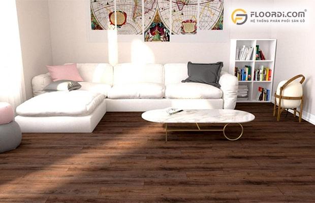 Nếu bạn biết vệ sinh sàn đúng cách sẽ giúp sàn nhà bạn luôn như mới