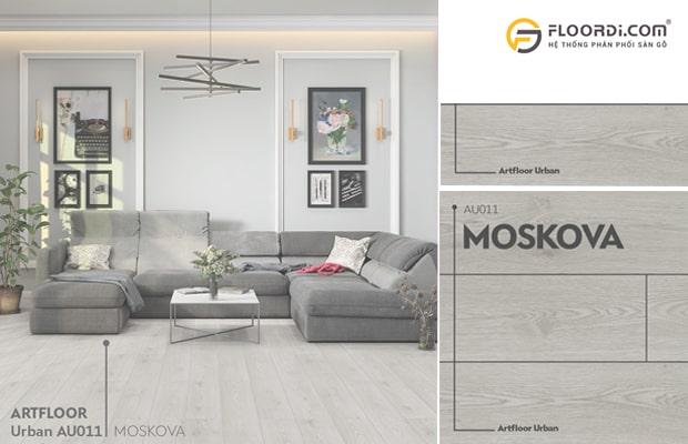 Chọn kiểu lắp sàn phù hợp giúp mang lại không gian hài hòa