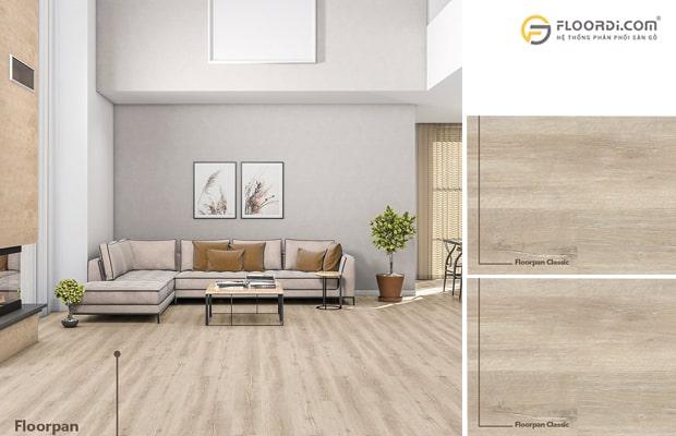 Các loại sàn gỗ đang được các nhà thiết kế ưa chuộng