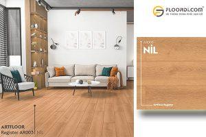 Sàn gỗ kết hợp đồ nội thất