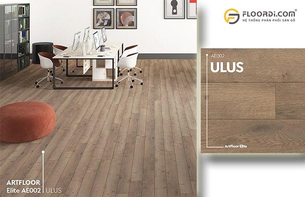 Kết hợp sàn gỗ với nội thất đúng nguyên tắc