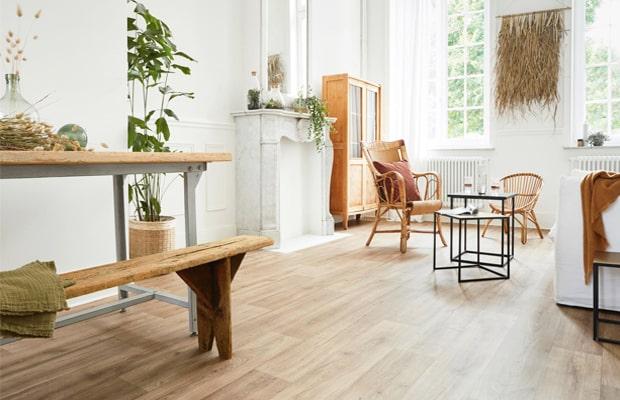 Có nên dùng sàn nhựa giả gỗ cho nhà ở không