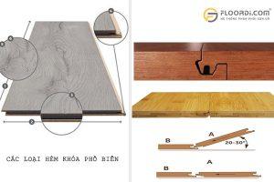 hèm khóa sàn gỗ