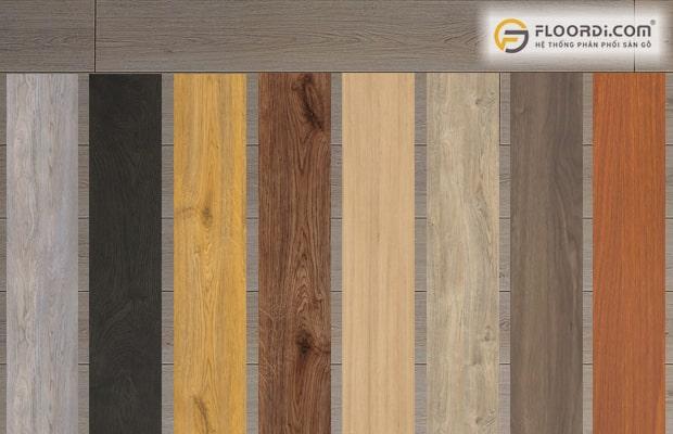 Lựa chọn sàn gỗ phù hợp với không gian