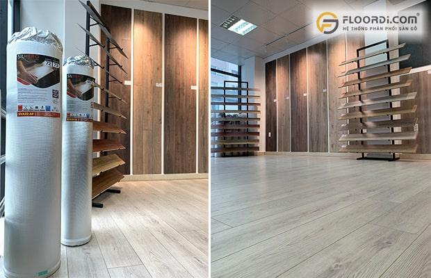 Lót sàn gỗ cần có xốp lót sàn chuyên dụng