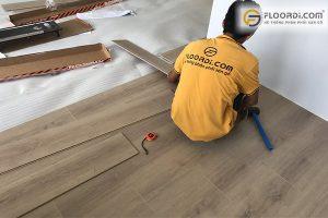 Lắp đặt sàn gỗ theo hướng nào mới đúng