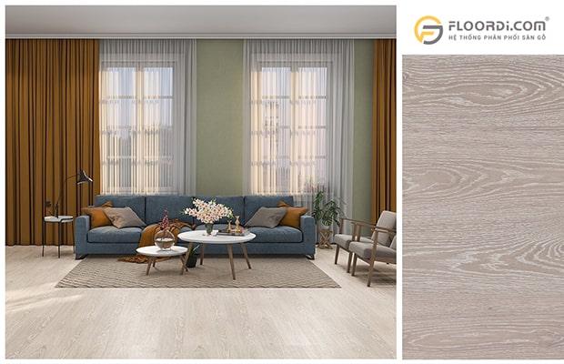Lắp đặt sàn gỗ đúng cách mang lại không gian sang trọng và đẳng cấp
