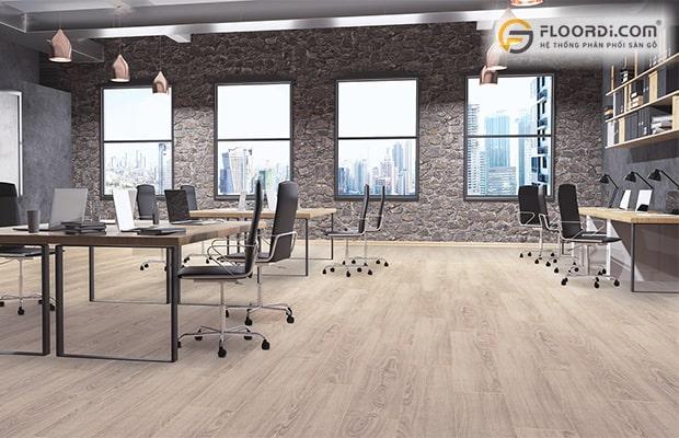 Chọn hướng lắp đặt sàn gỗ