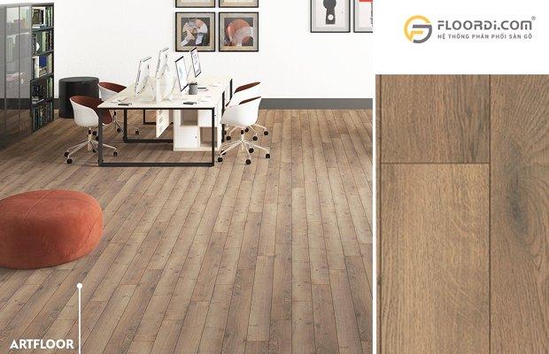 Lựa chọn sàn gỗ cho khu vực công cộng