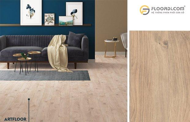 Lựa chọn sàn gỗ cho khu vực phòng khách