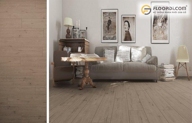 Sàn gỗ là vật liệu lát sàn được ưu chuộng