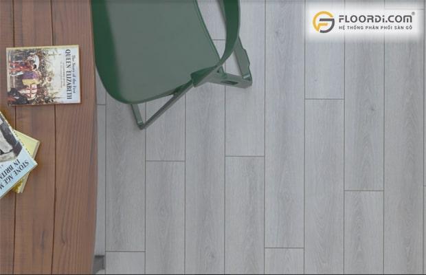 Giá sàn gỗ phục thuộc vào quy cách, kích thước