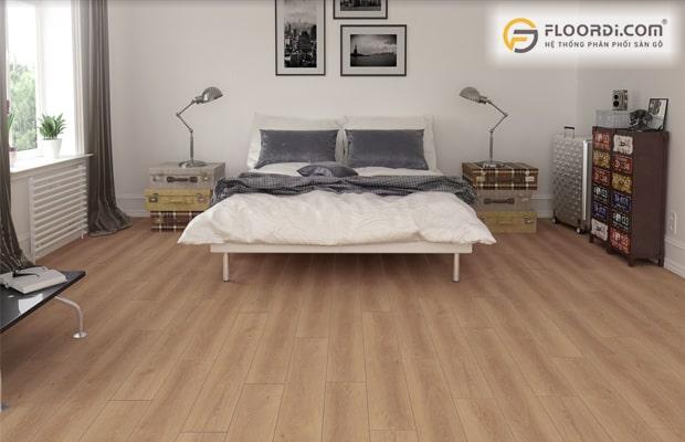 Giá sàn gỗ công nghiệp bao nhiêu tiền 1m2