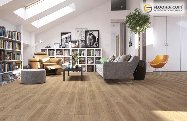 Chi phí thi công lắp đặt sàn gỗ công nghiệp