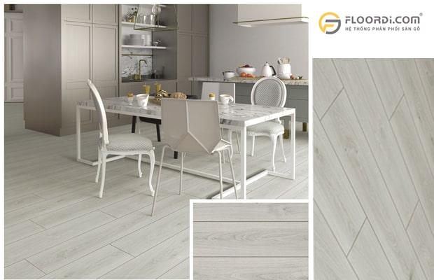 Thiết kế nhà bếp với phong cách Scandinavian