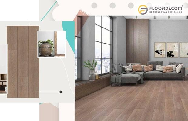 Có nên dùng sàn gỗ công nghiệp Laminate