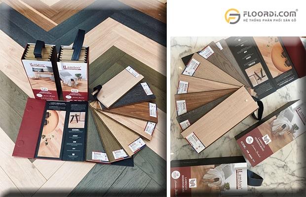 Cốt gỗ của sàn gỗ xương cá
