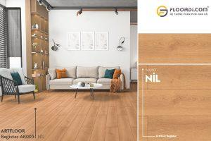 Sàn nhà màu gỗ kết hợp màu gì